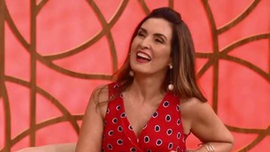 Fátima Bernardes revela suas paixões platônicas e diz: 'Ninguém olhava para mim'