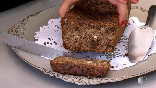 Aprenda a fazer banana bread, tradicional receita americana