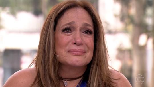 Susana Vieira chora com homenagem de Arlete Salles: 'É irmã'