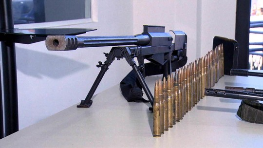 Preso no Paraguai enviou mais de mil armas para o Rio, diz polícia