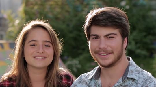 Henrique e Camila dão depoimento emocionante no último 'Eu Só Quero Amar'