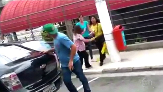 Casal agride agente de fiscalização em São Bernardo do Campo