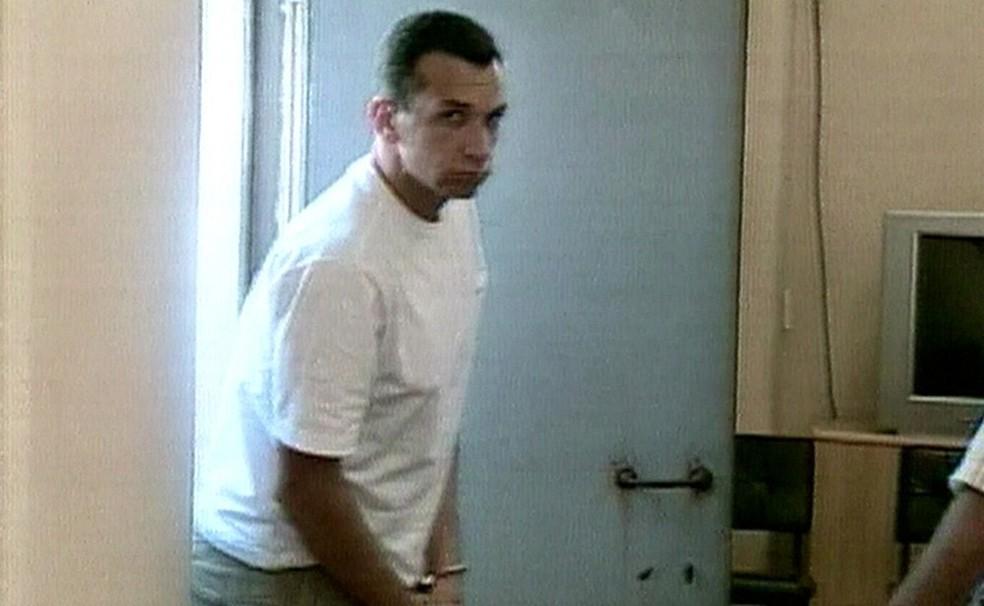 Marcola cumpre uma pena total de 330 anos de prisão. — Foto: Globonews