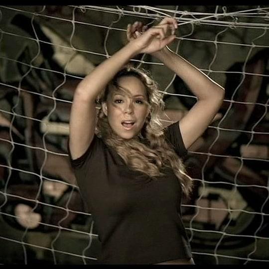Mariah Carey (Foto: Reprodução/Instagram)