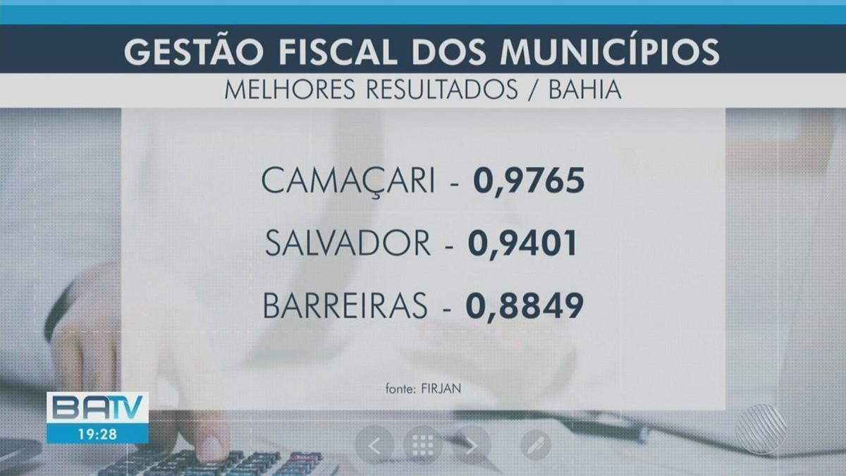 Salvador é considerada a capital com melhor nota em ranking de gestão fiscal da Firjan