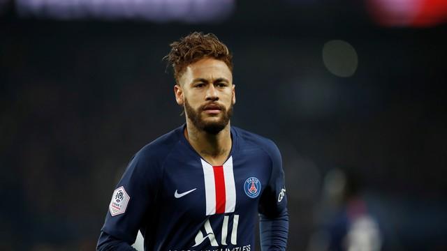 Neymar PSG Lille Campeonato Francês
