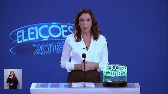 Debate dos candidatos ao governo do Rio - Bloco 4