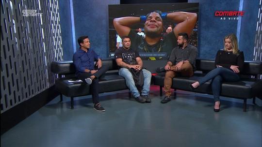 Paulo Filho comenta vitória de Daniel Cormier sobre Stipe Miocic no UFC 226