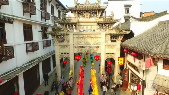 Mais de um bilhão de pessoas celebram chegada do Ano Novo chinês