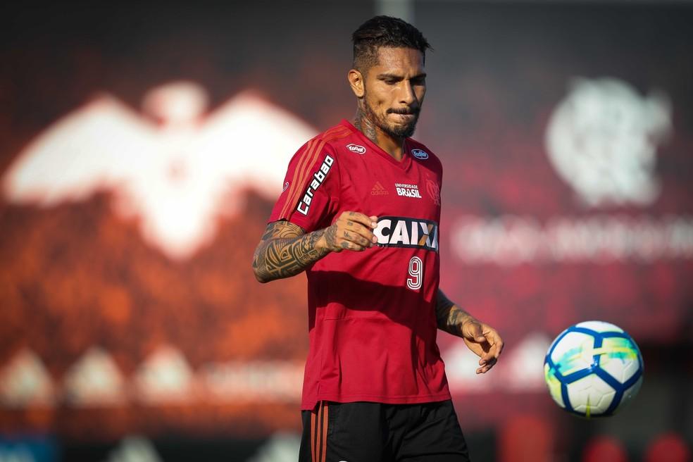 Guerrero Flamengo (Foto: Gilvan de Souza/Flamengo)