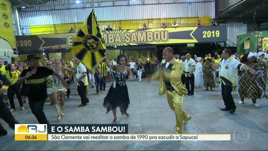 São Clemente: veja a letra do samba-enredo do carnaval 2019 no RJ
