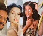 João Luiz, Juliette, Camilla de Lucas e Kerline são alguns ex-participantes do 'BBB' 21 que se divertem com a vida após quatro meses de atração | Reprodução