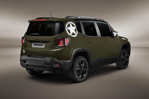 Jeep Renegade Willys (Foto: divulgação)