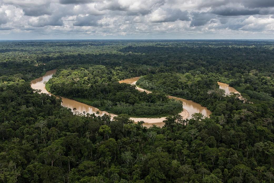 Amazônia peruana (Foto: USDA Forest Service)