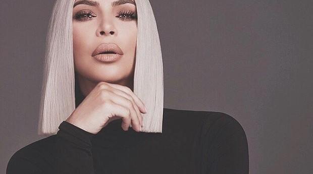 Kim Kardashian  (Foto: Reprodução Instagram )