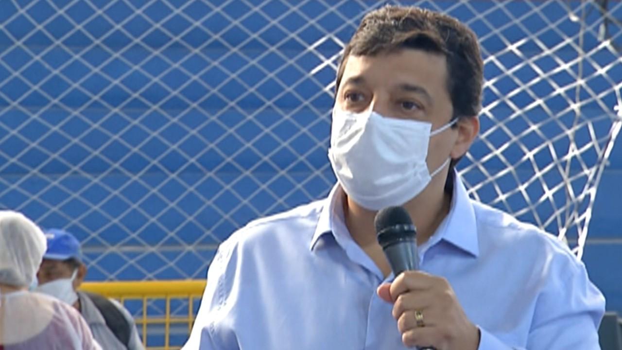 Cidades do Alto Tietê estão com estoque de vacinas contra a Covid-19 quase acabando