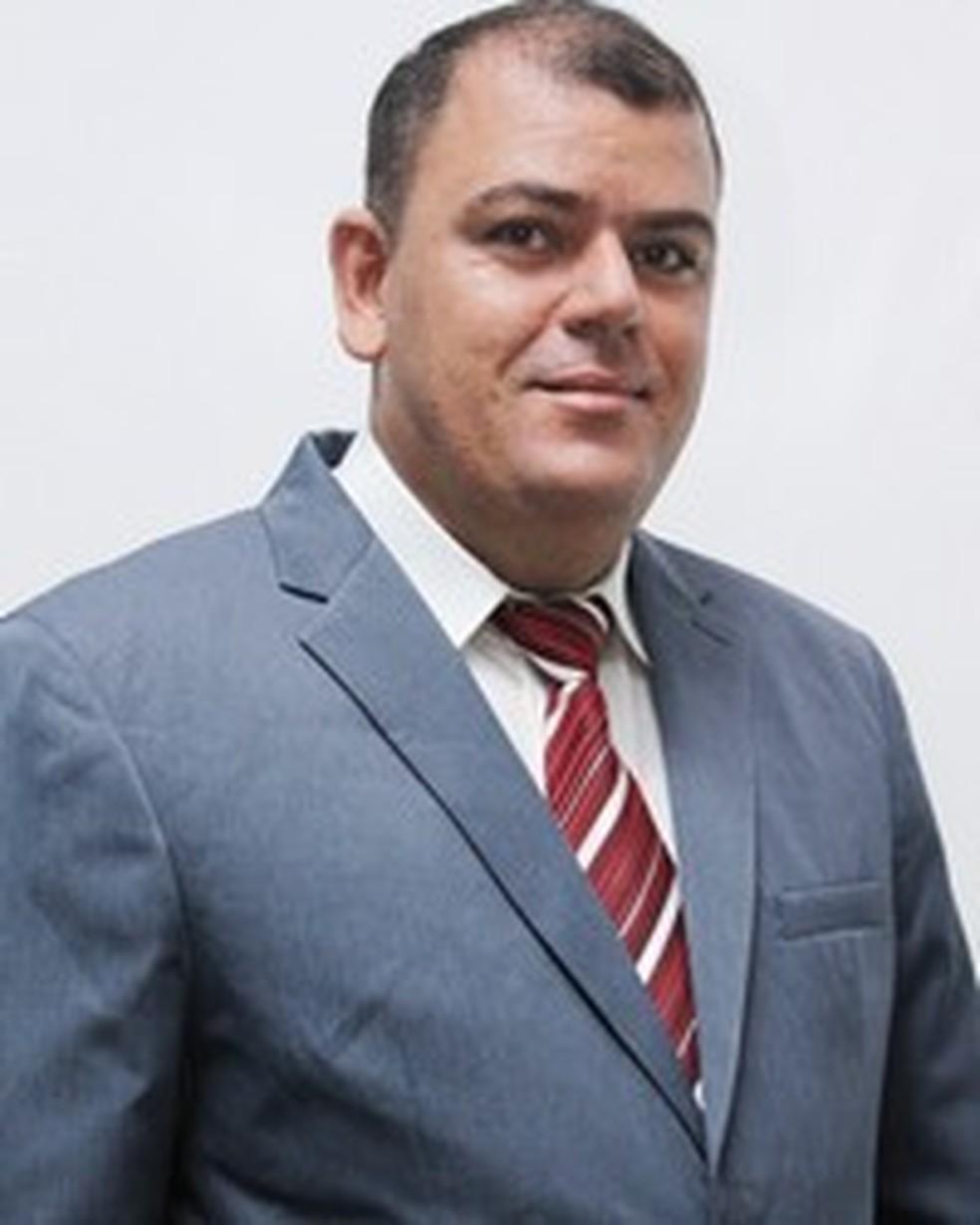 Clodoaldo Cardoso possui 9 faltas em sessões ordinárias (Foto: TRE/Divulgação)