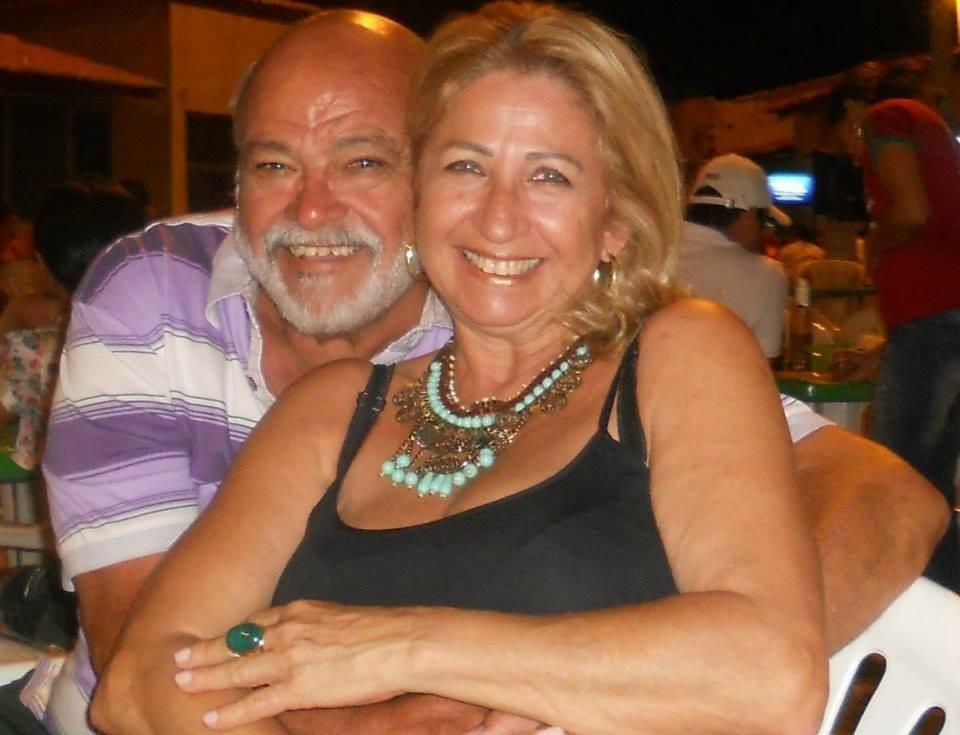 Fátima e Daniel vivem juntos depois de um desencontro de 40 anos  (Foto: Acervo pessoal)