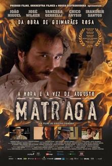 filme A Hora e a Vez de Augusto Matraga
