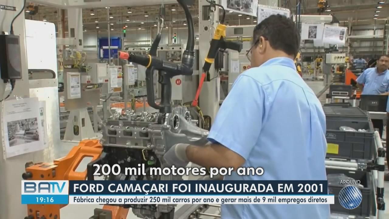 Após anúncio de fechamento de Ford, Governo da BA procura investidores na China