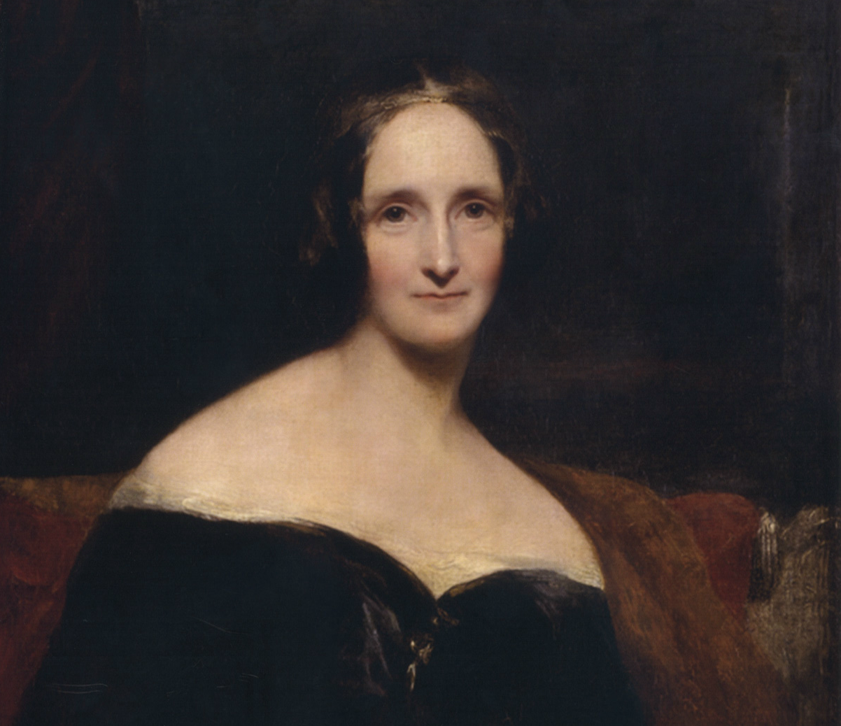 Mary Shelley (Foto: Wikimedia Commons)