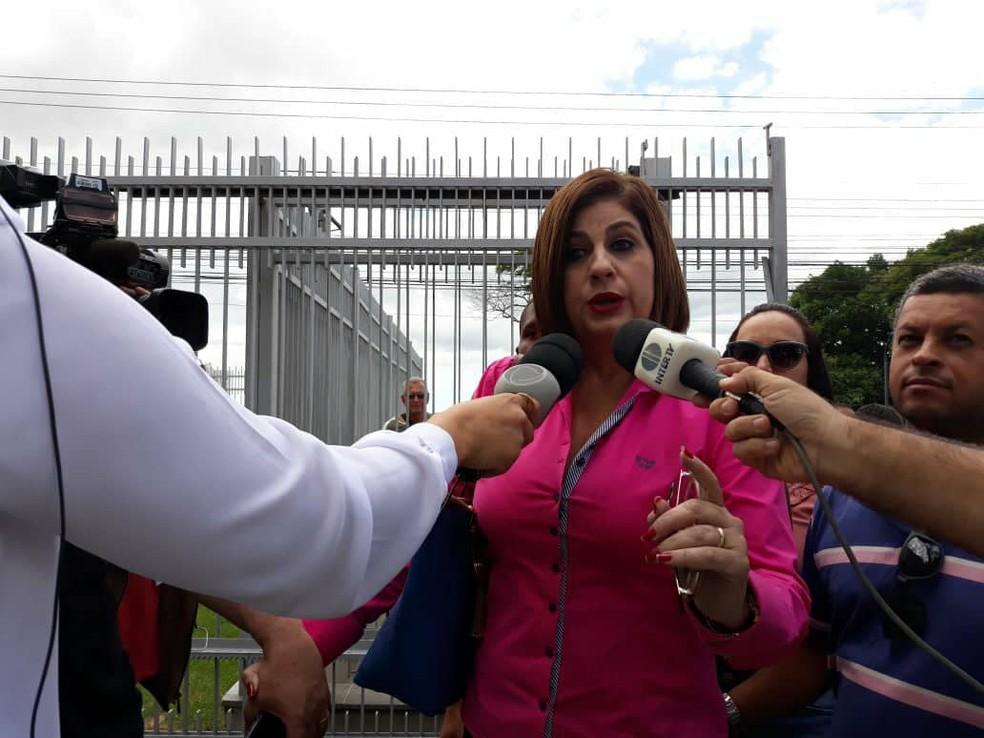 TRE-RJ manteve inelegibilidade da ex-governadora Rosinha Garotinhos (Foto: Kamilla Póvoa/Inter TV)