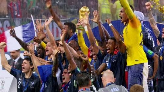 O mundo invadiu a Rússia na Copa 2018