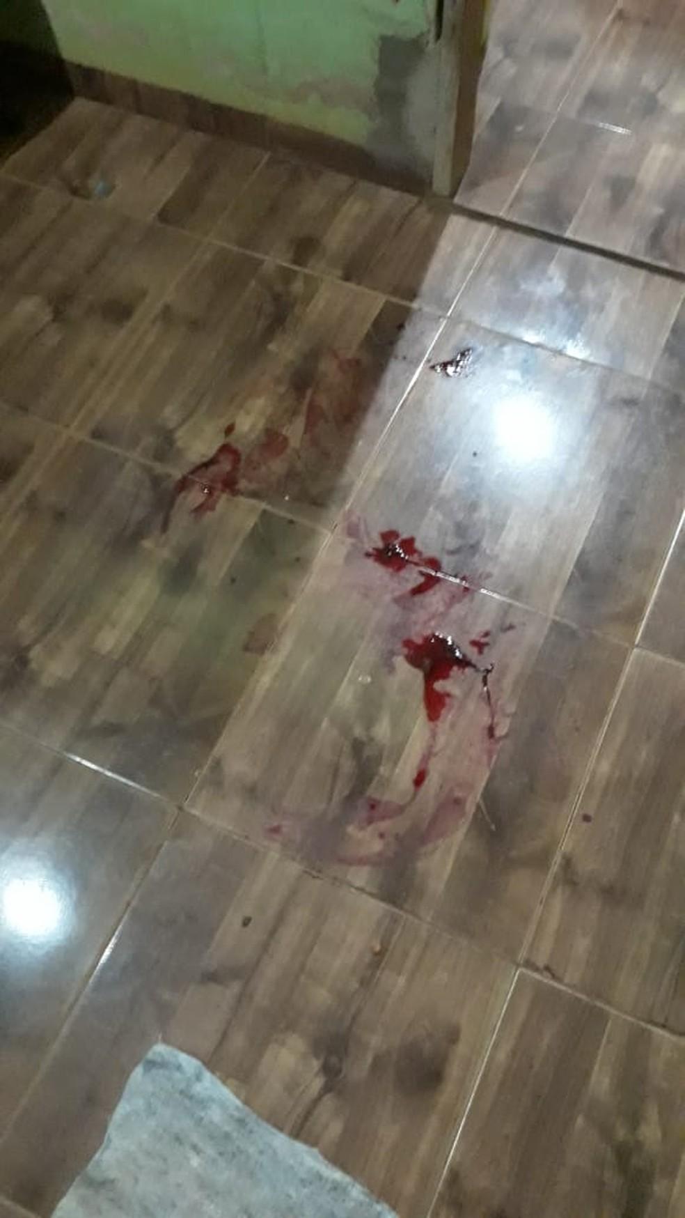 Ex-namorada foi assassinada a facadas por homem em Sapezal — Foto: Arquivo pessoal