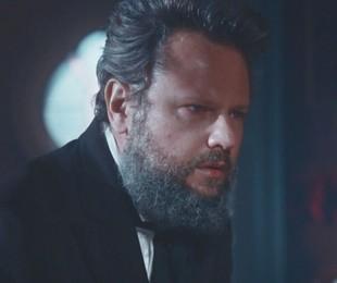 Selton Mello é Dom Pedro II em 'Nos tempos do Imperador'   TV Globo