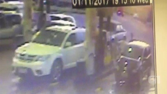 Vídeo: Câmera flagrou jovem em posto antes de ser morta por homem a quem deu carona