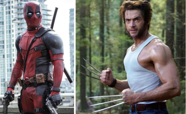 Os personagens Deadpool e Wolverine (Foto: Reprodução)