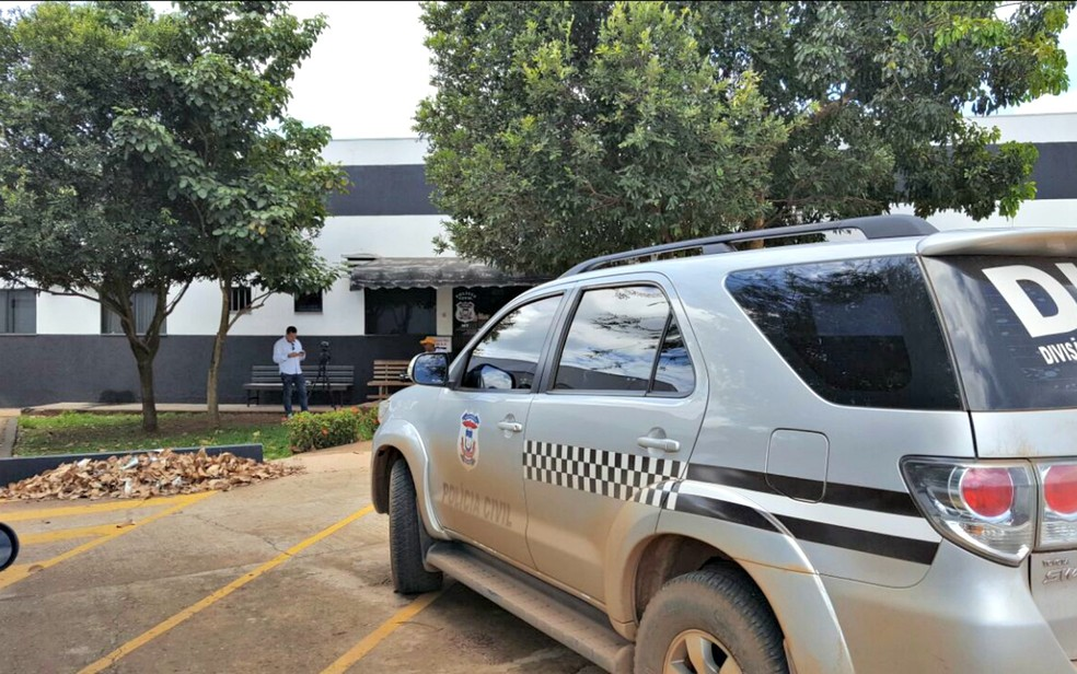 Caso vai ser investigado pela Polícia Civil de Sorriso — Foto: Lucas Torres/ Portal Sorriso