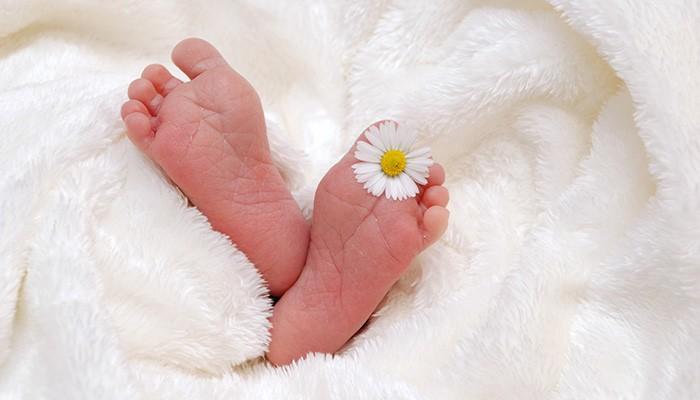 bebê, pés (Foto: Pexels)