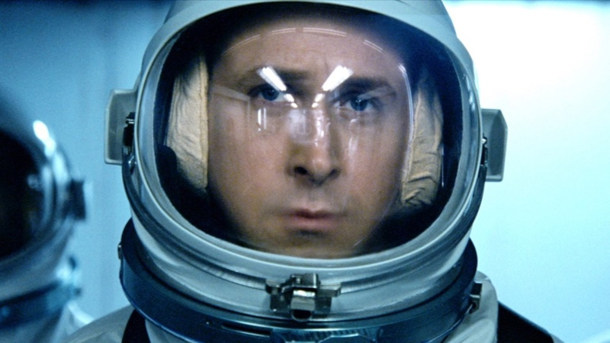 Ryan Gosling como o astronauta Neil Armstrong em O Primeiro Homem (Foto: Divulgação)