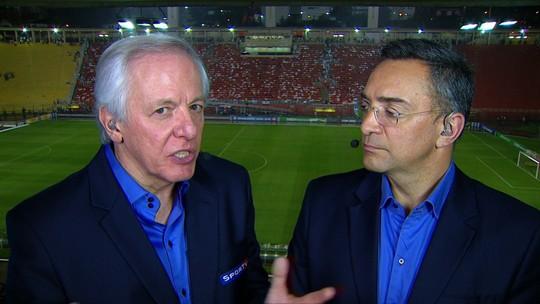 """Noriega elogia defesa do Corinthians, mas diz que """"Jair Ventura não sabe armar o ataque"""""""