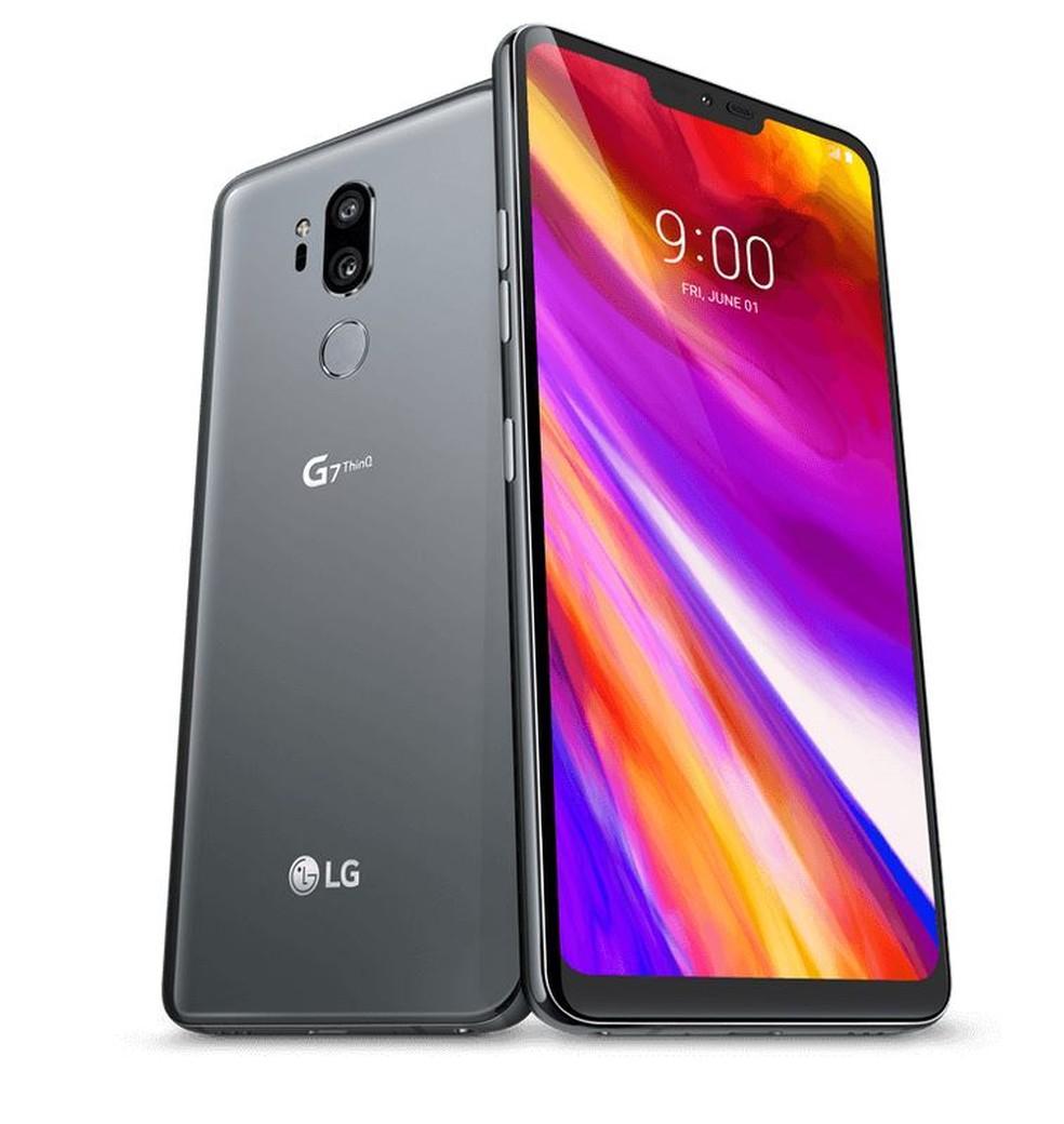 Novo LG G7, à venda a partir desta sexta (Foto: Reprodução)