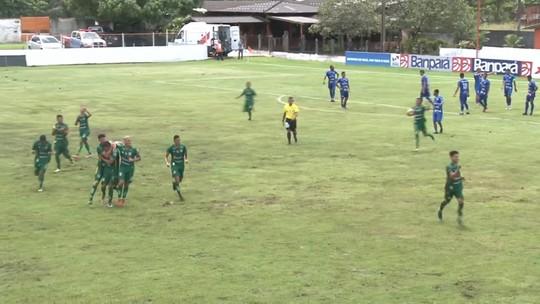 Foto: (Reprodução/Youtube Águia de Marabá FC Oficial)