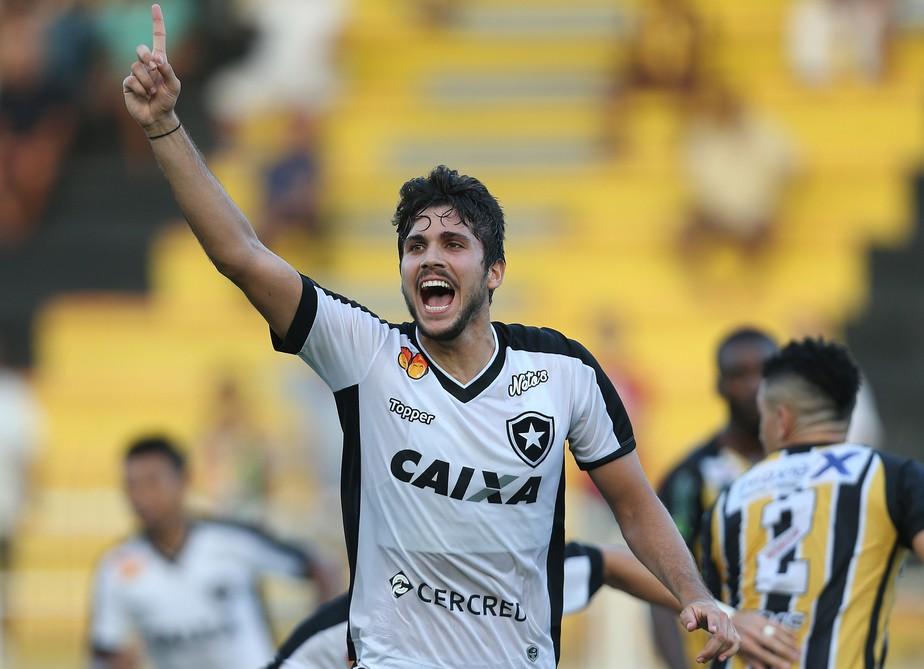 b055b8fd2472c ... Atlético-MG aumenta proposta e fica mais perto de Igor Rabello  Botafogo  deve ficar