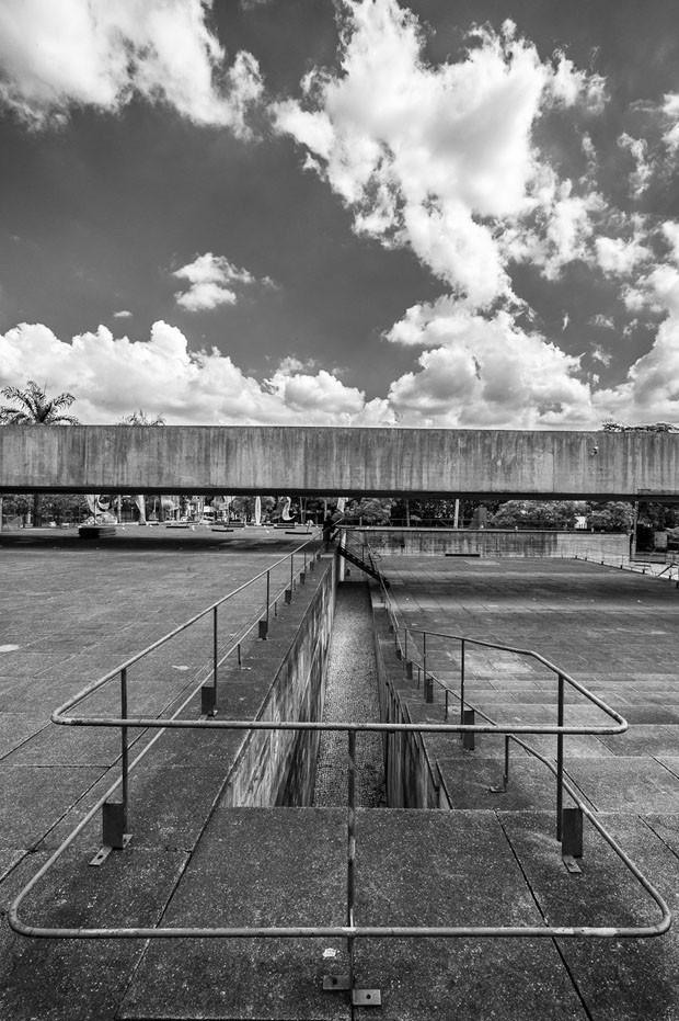 MuBE, por Paulo Mendes da Rocha (Foto: Igor Schutz)