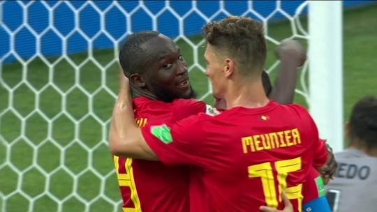 Lukaku faz dois gols na estreia; números pela Bélgica impressionam