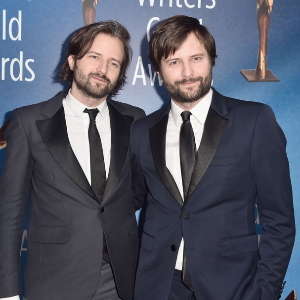 Matt e Ross Duffer, criadores de Stranger Things (Foto: Getty Images)