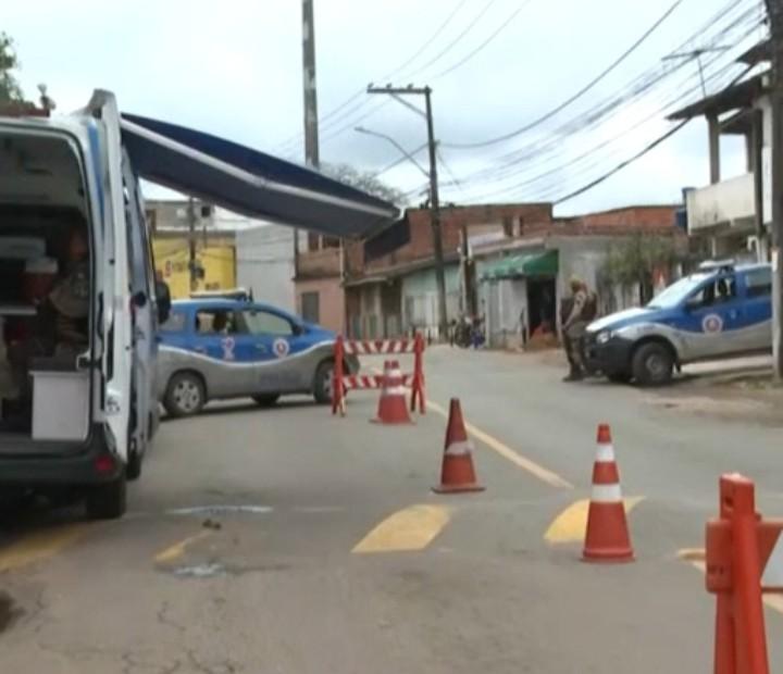Ônibus voltam a circular normalmente no bairro de Valéria, em Salvador