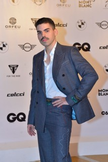 Mateus Carrilho no Men of The Year