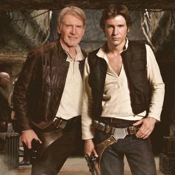 Harrison Ford (Foto: Reprodução)