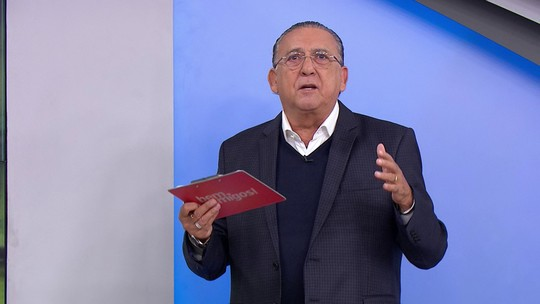 """Galvão Bueno fala sobre estreia d novo programa do SporTV, """"Túnel do Tempo"""""""