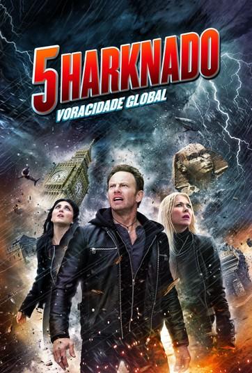 Sharknado 5: Voracidade Global | Assista online ao filme no Globoplay