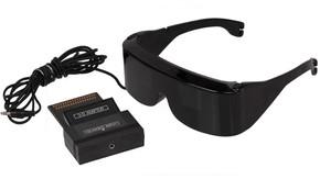 8ec8cd4a3 Os óculos 3D do Master System eram sonho de consumo de muitos jogadores  (Foto: wikipedia.org)