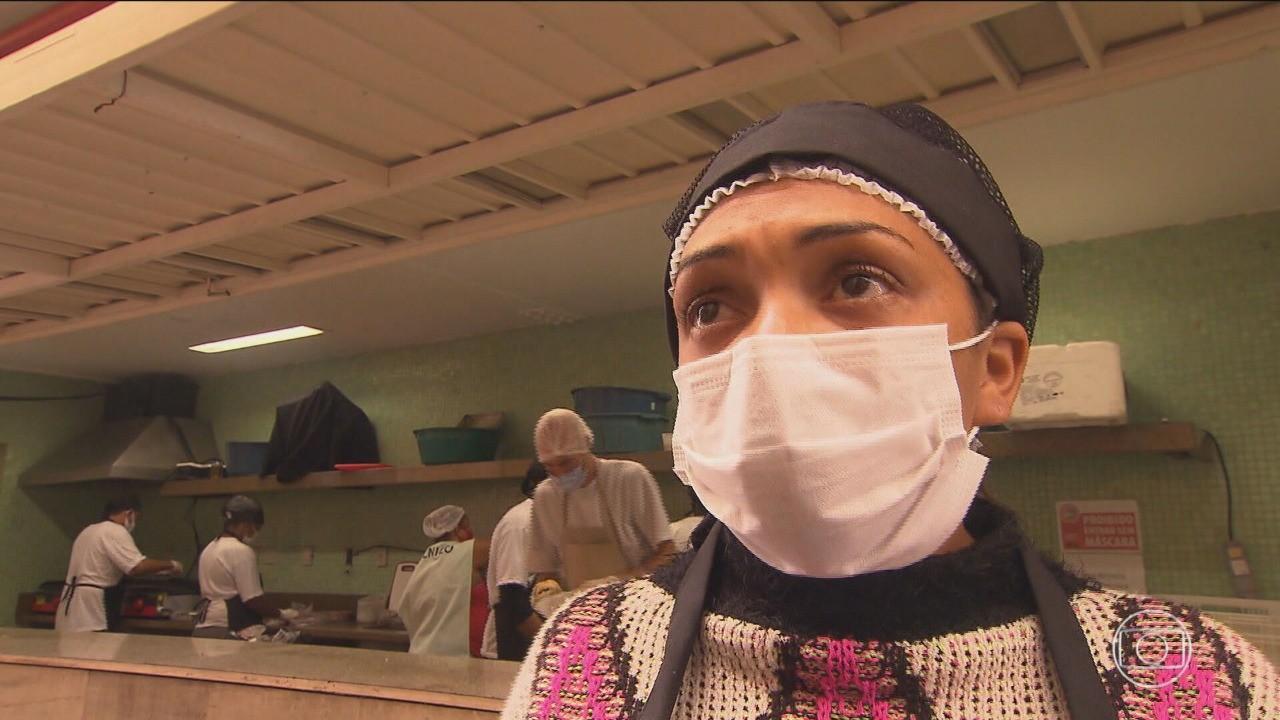 'Nem sei como que é o rosto dela', diz mãe que teve filha quando vivia nas ruas de BH; VÍDEO