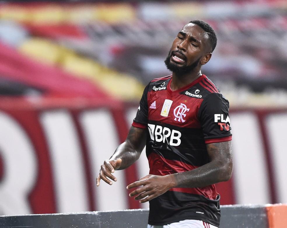 Gerson Flamengo — Foto: André Durão