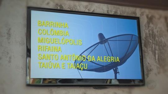 Sinal de TV digital chega a 9 cidades da região de Ribeirão Preto; saiba como realinhar antena